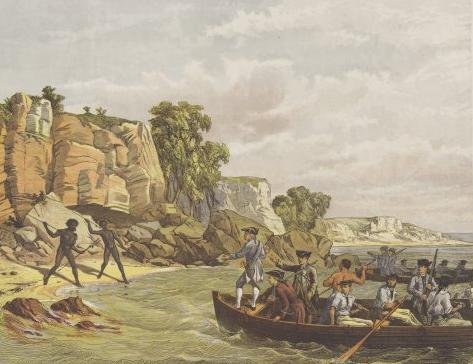 Baiini pre-colonial Australia
